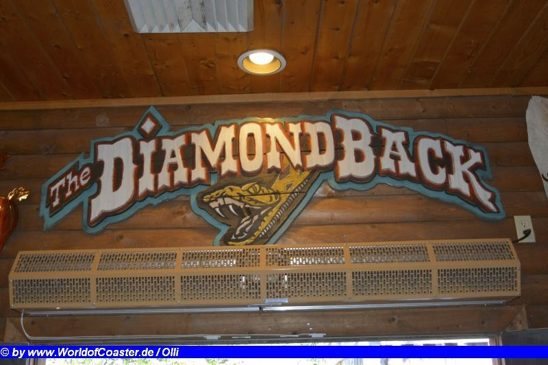 Diamond Back @ Frontier City