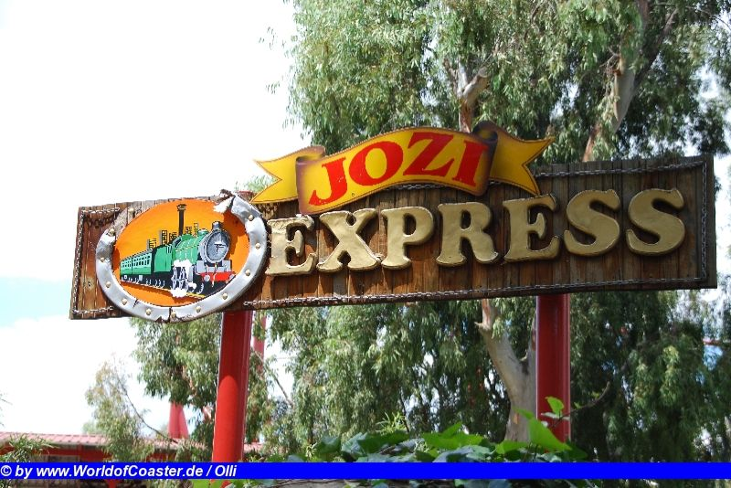 Jozi Express @ Gold Reef City