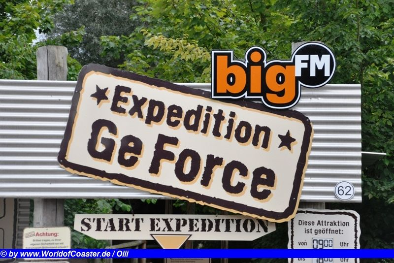 Expedition GeForce @ Holiday Park