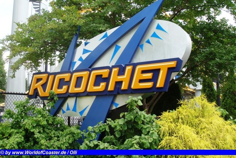 Ricochet @ Kings Dominion