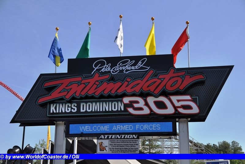 Intimidator 305 @ Kings Dominion