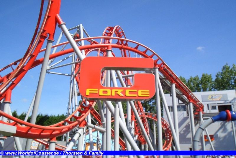 G Force @ Drayton Manor