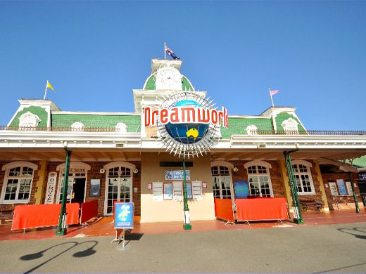 Dreamworld Goldcoast