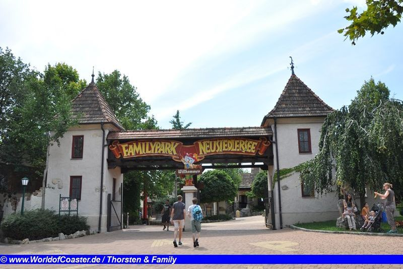 Familypark Neusiedlersee / A