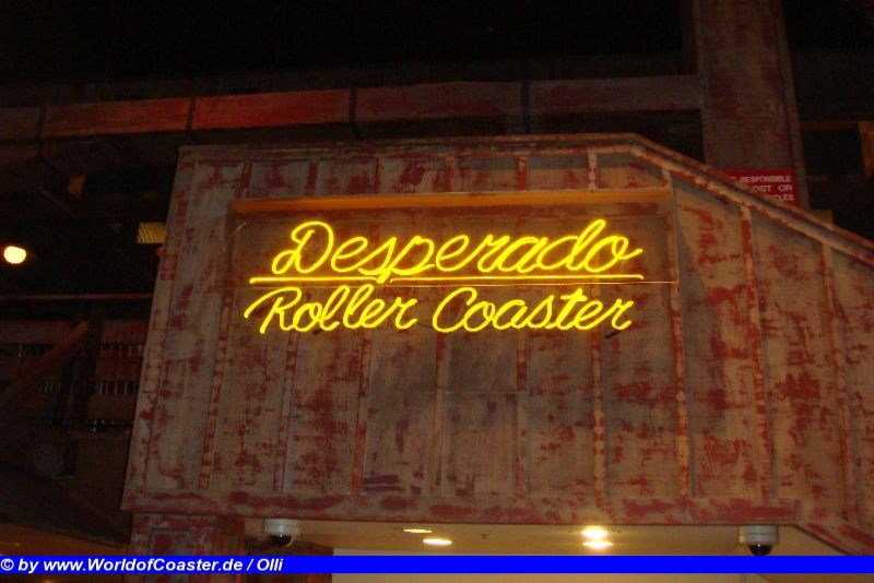 Desperado @ Buffalo Bill's Resort & Casino