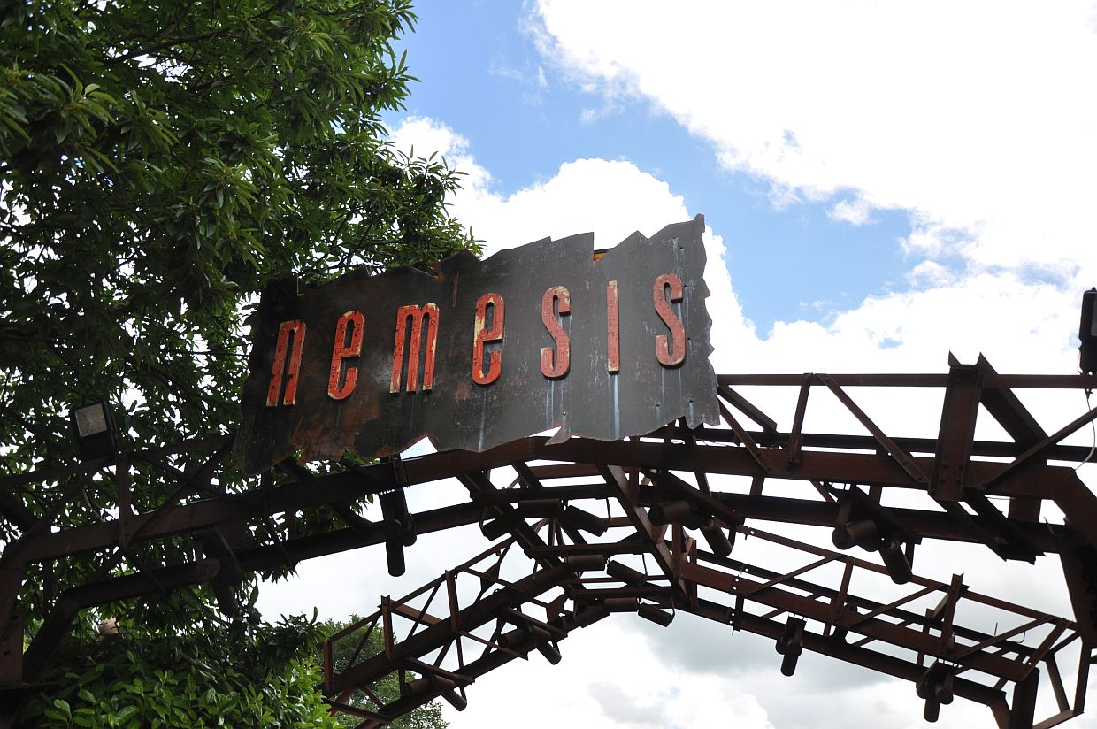 Nemesis @ Alton Towers