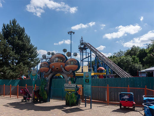 Octonauts Rollercoaster Adventure @ Alton Towers