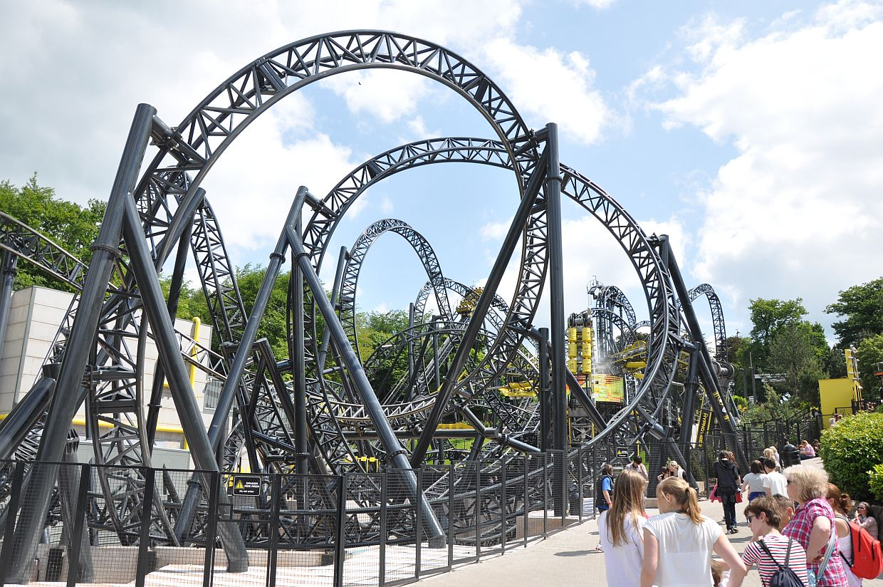 Smiler @ Alton Towers