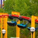 Cedar Point - Iron Dragon - 007