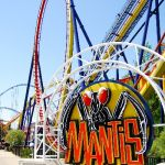 Cedar Point - Mantis - 001