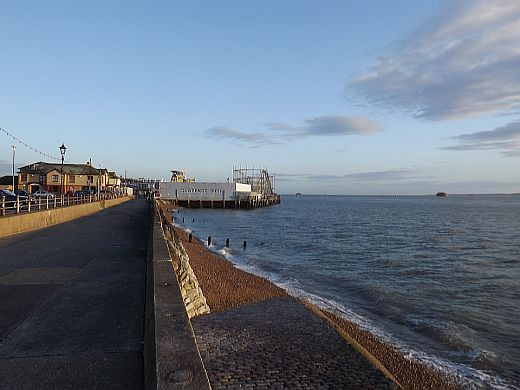 Clarence Pier / UK