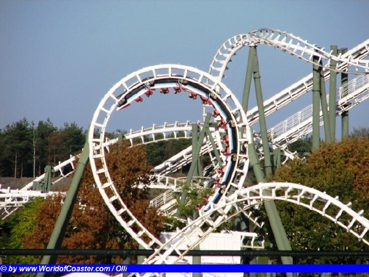 Big Loop World Of Coaster