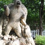 Kings Dominion - Grizzly - 001