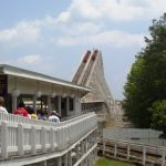 Kings Dominion - Rebel Yell - 003