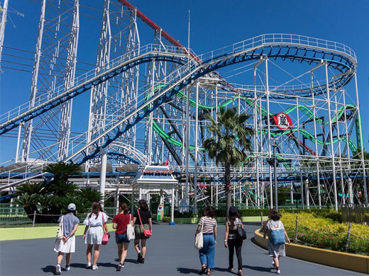 Corkscrew @ Nagashima Spa Land