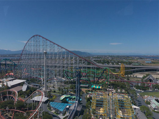 Steel Dragon 2000 @ Nagashima Spa Land