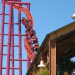 Six Flags Discovery Kingdom - V2 Vertical Velocity - 004