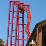 Six Flags Discovery Kingdom - V2 Vertical Velocity - 006