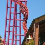 Six Flags Discovery Kingdom - V2 Vertical Velocity - 007