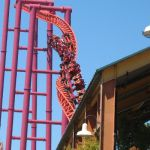 Six Flags Discovery Kingdom - V2 Vertical Velocity - 009