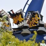 Six Flags Magic Mountain - Batman the Ride - 005