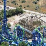Six Flags Magic Mountain - Deja Vu - 022