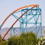 Six Flags Magic Mountain - Goliath - 002