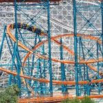 Six Flags Magic Mountain - Goliath - 011