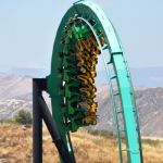 Six Flags Magic Mountain - Riddlers Revenge - 004