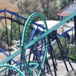 Six Flags Magic Mountain - Riddlers Revenge - 010