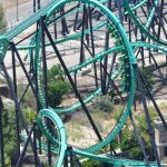 Six Flags Magic Mountain - Riddlers Revenge - 011