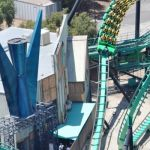 Six Flags Magic Mountain - Riddlers Revenge - 018