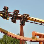 Six Flags Magic Mountain - Tatsu - 011