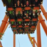 Six Flags Magic Mountain - Tatsu - 032