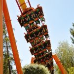 Six Flags Magic Mountain - Tatsu - 036