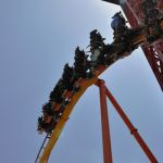 Six Flags Magic Mountain - Tatsu - 037