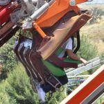 Six Flags Magic Mountain - Tatsu - 052