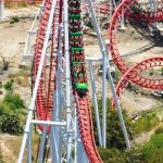 Six Flags Magic Mountain - Viper - 026