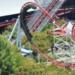 Six Flags Magic Mountain - Viper - 028
