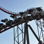 Six Flags Magic Mountain - X2 - 035