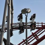 Six Flags Magic Mountain - X2 - 038