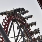 Six Flags Magic Mountain - X2 - 041