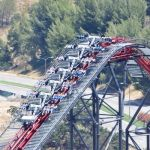 Six Flags Magic Mountain - X2 - 055