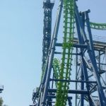 Six Flags Magic Mountain - Deja Vu - 005