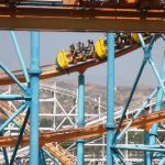 Six Flags Magic Mountain - Goliath - 008