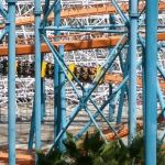 Six Flags Magic Mountain - Goliath - 009