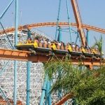 Six Flags Magic Mountain - Goliath - 010