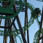 Six Flags Magic Mountain - Green Lantern - 006
