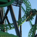 Six Flags Magic Mountain - Green Lantern - 008