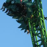 Six Flags Magic Mountain - Green Lantern - 009